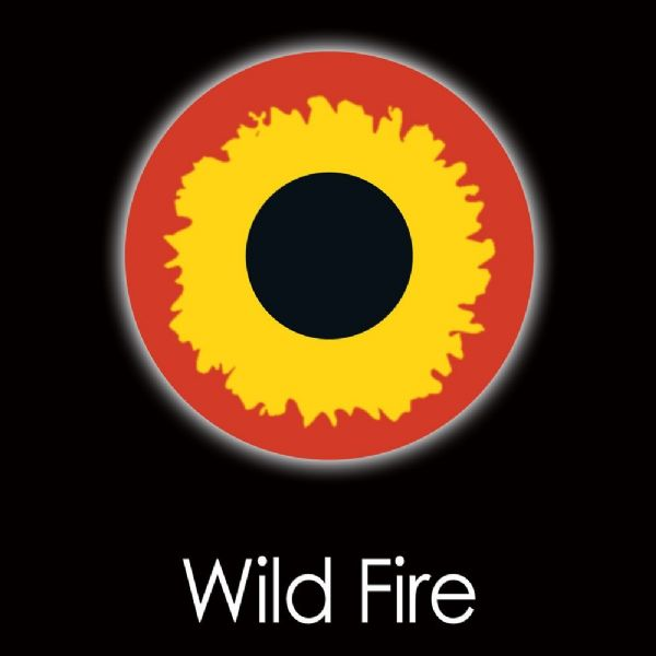 Wild Fire Contact Lens